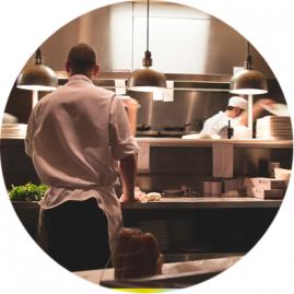 cuisine de restauration collective